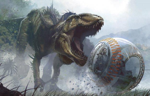 Jurassic World Evolution: Un parco a tema preistorico