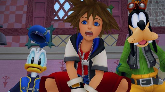 Kingdom Hearts 2.8 HD Final Chapter