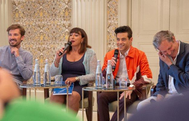 L'hacker che diventò Freddie Mercury: Rami Malek a Roma per Bohemian Rhapsody