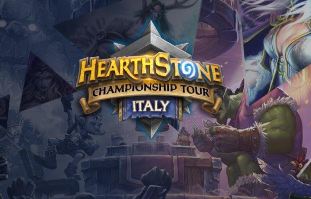 L'Hearthstone Championship Tour arriva in Italia!