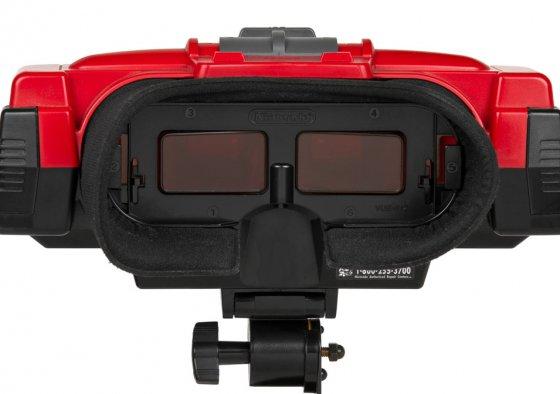 La storia del Virtual Boy
