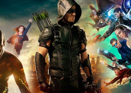 Le serie DC/The CW al Comic-Con