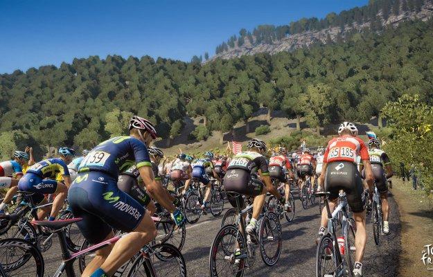 Le Tour de France Stagione 2017