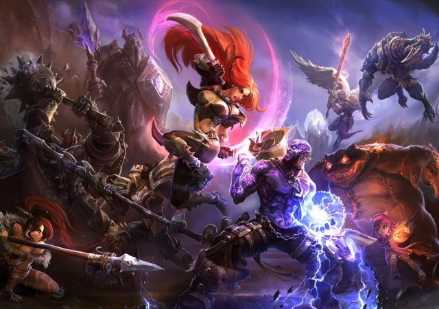 League of Legends - La Community prima di tutto