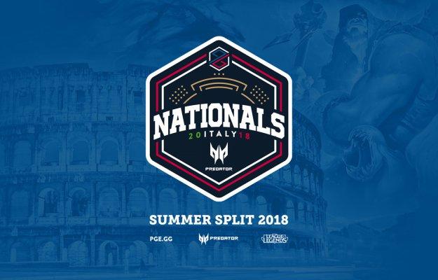 League of Legends PG Nationals Predator: Summer Split (Tier 1 e 2)