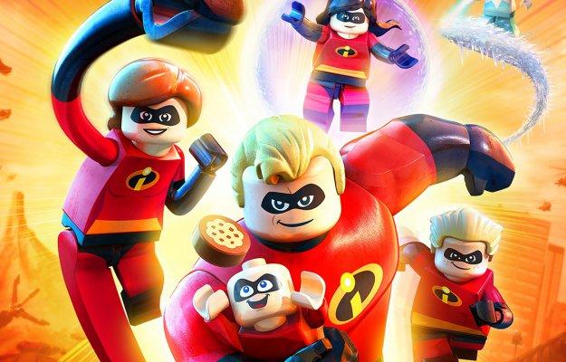 LEGO Gli Incredibili: Supereroi di mattoncini