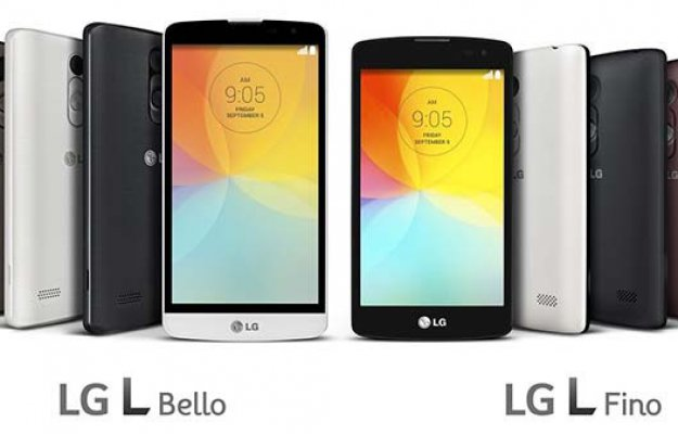 LG L Bello e L Fino