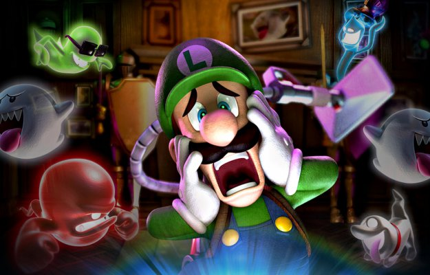 Luigi's Mansion: a caccia di fantasmi su Nintendo 3DS