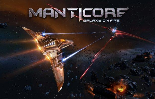 Manticore Galaxy On Fire Recensione: battaglie spaziali su Switch