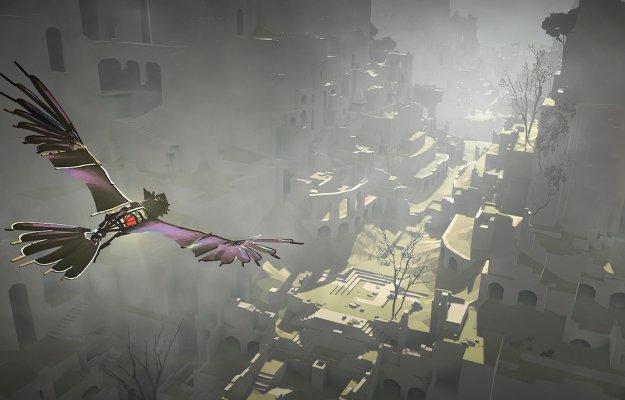 MARE: un gioco per Oculus ispirato a ICO e The Last Guardian