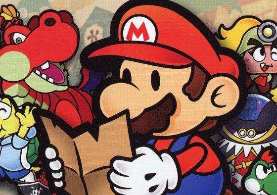 Mario & Luigi: Paper Jam Bros