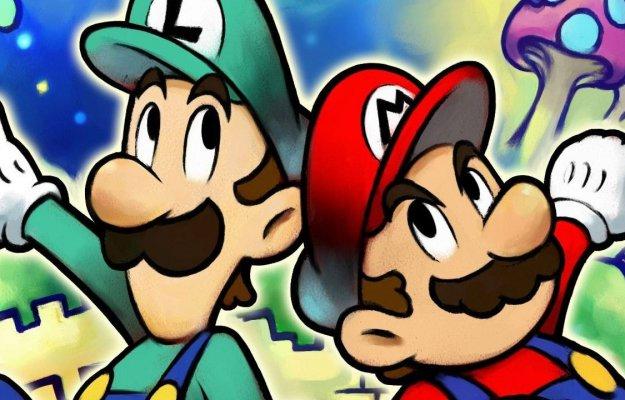 Mario & Luigi Superstar Saga + Scagnozzi di Bowser