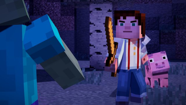 Minecraft Story Mode: Episodio 3