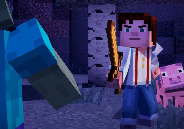 Minecraft Story Mode: Episodio 3