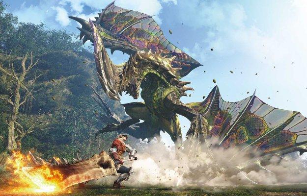 Monster Hunter World: annunciata l'Open Beta per PS4