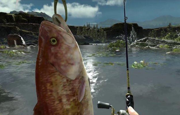 Monster of the Deep Recensione: A pesca di demoni in realtà virtuale