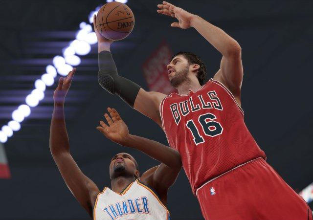 NBA 2K16: La perfetta sinergia