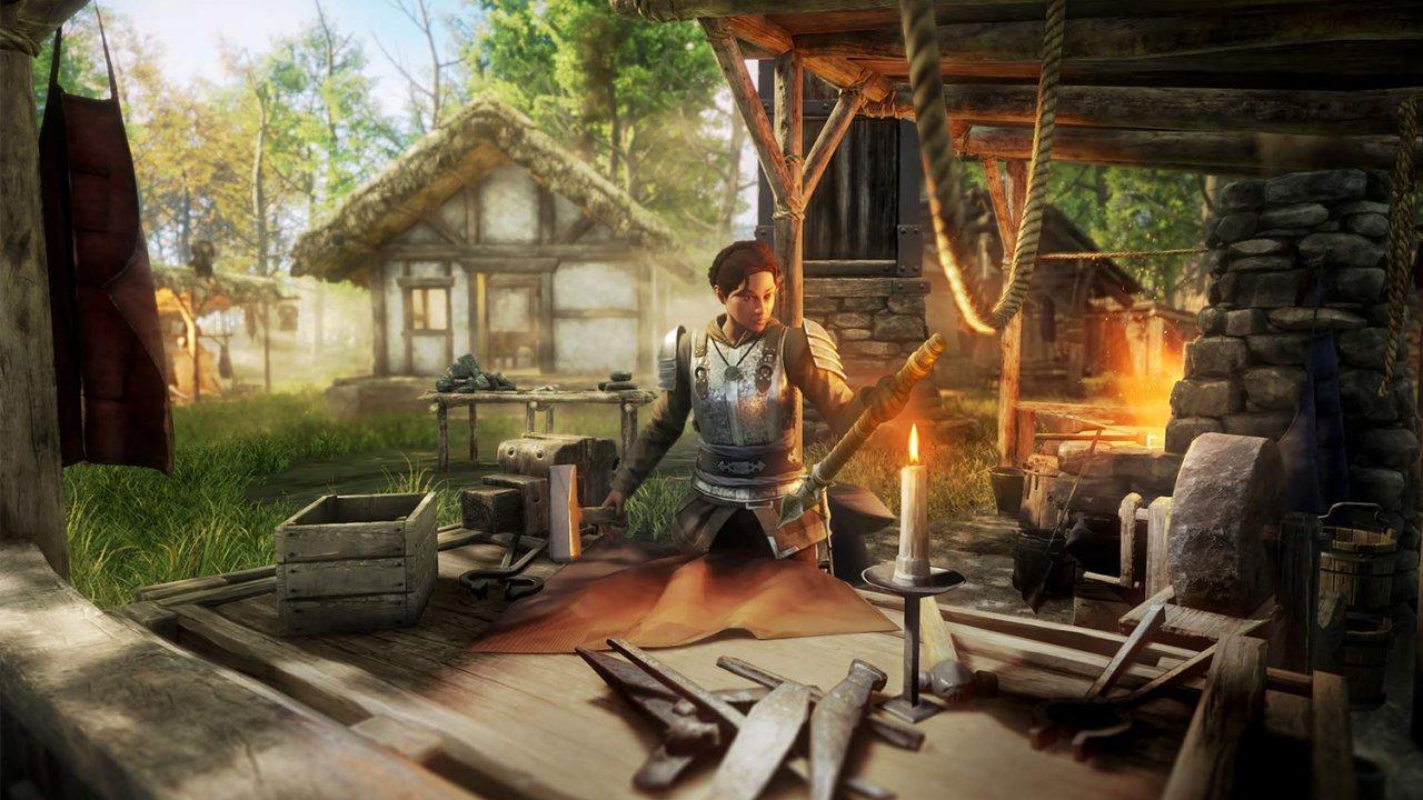 New World: alla scoperta del nuovo MMO Fantasy di Amazon