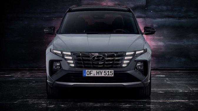 Nuova Hyundai Tucson N Line, turbo benzina hybrid e turbo diesel
