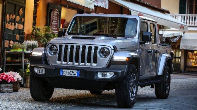 Nuova Jeep Gladiator 2021: arriva il pick-up con motore V6 da 3.0 litri