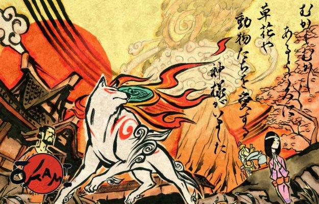 Okami HD: Il Pennello Celestiale dipinge anche su Switch