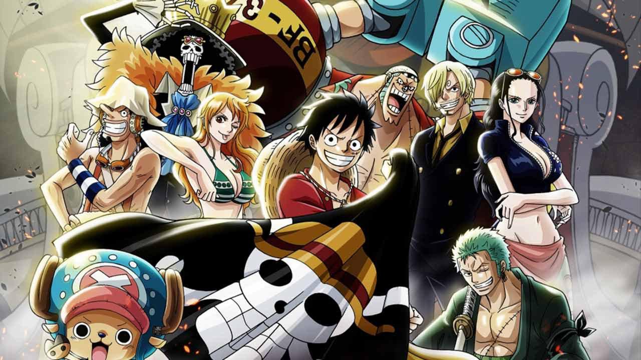 One Piece Grand Cruise: i pirati di Eiichiro Oda approdano su PlayStation VR