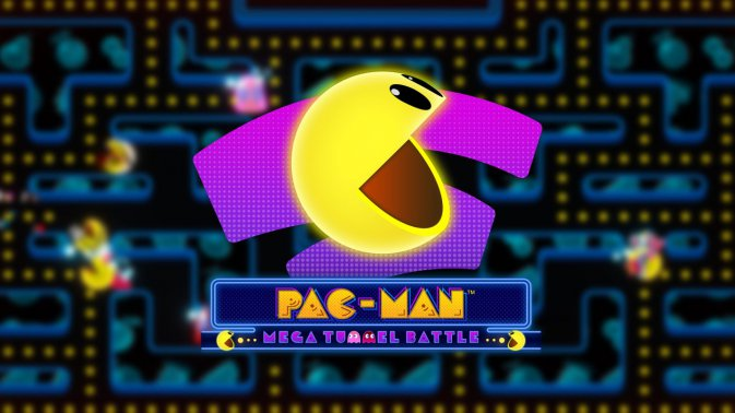 Pac-Man Mega Tunnel Battle: la pallina gialla debutta su Stadia