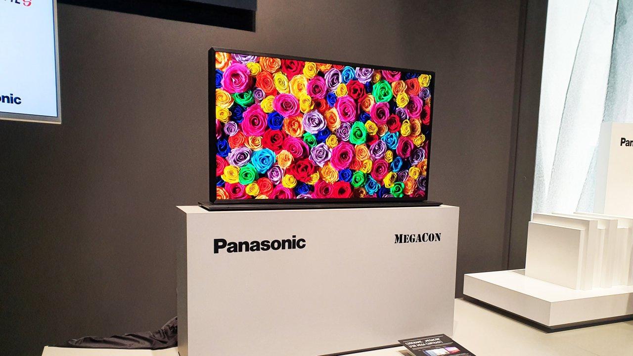 Panasonic Megacon: un doppio pannello per creare il TV LCD definitivo