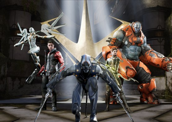 Paragon - Il MOBA di Epic Games