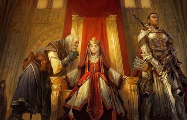 Pathfinder Kingmaker: la via del Trono