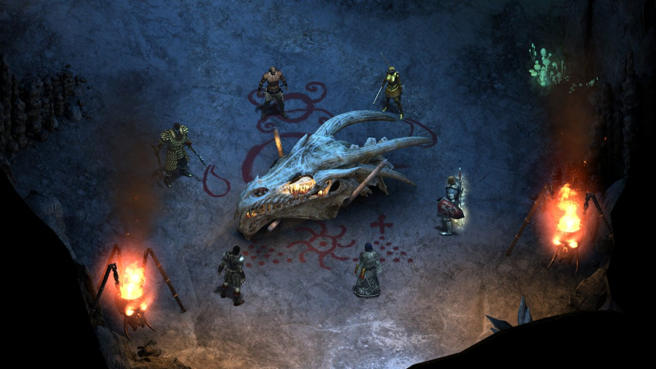 Pillars of Eternity: The White March Parte 1