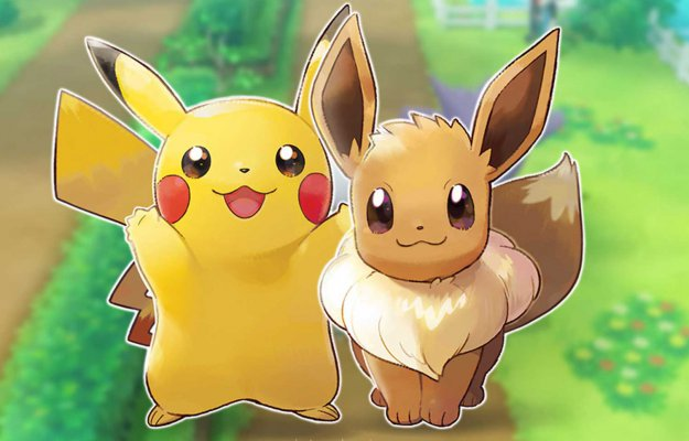 Pokemon Let's GO Pikachu e Eevee: acchiappali tutti su Nintendo Switch!