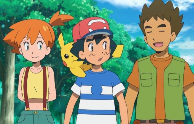 Pokemon Sole e Luna, Ash vs Brock e Misty nel nuovo promo!