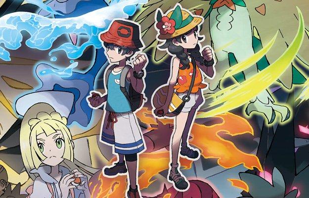 Pokemon Ultrasole e Ultraluna: prime impressioni