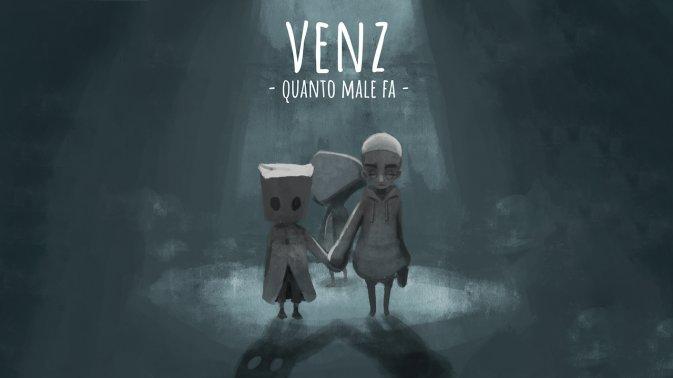 Quanto Male Fa: online il nuovo singolo di Venz ispirato a Little Nightmares 2