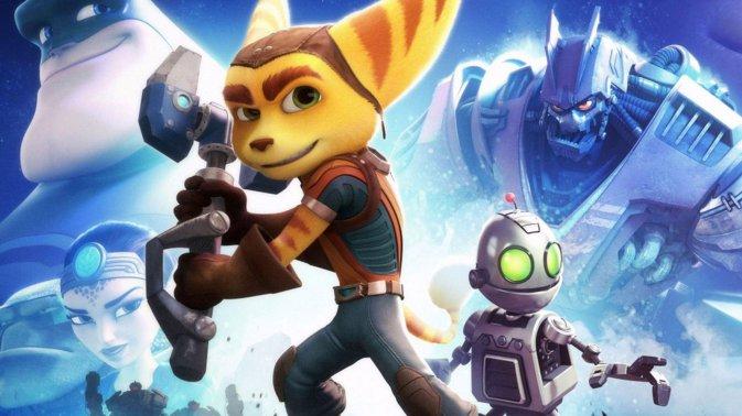 Ratchet & Clank è gratis per tutti da oggi sul PlayStation Store