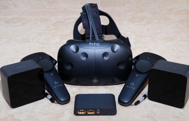 Realtà Virtuale: Lo stato dell'arte a metà 2017 - HTC Vive