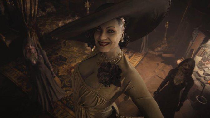 Resident Evil Village in azione nel primo video gameplay ufficiale