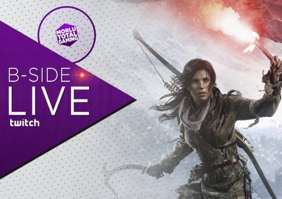 Rise of the Tomb Raider in diretta su Twitch alle 21:00