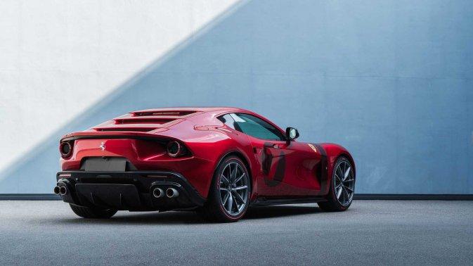 Rivelata la Ferrari Omologata! Monterà un V12 e verrà prodotta in un solo esemplare