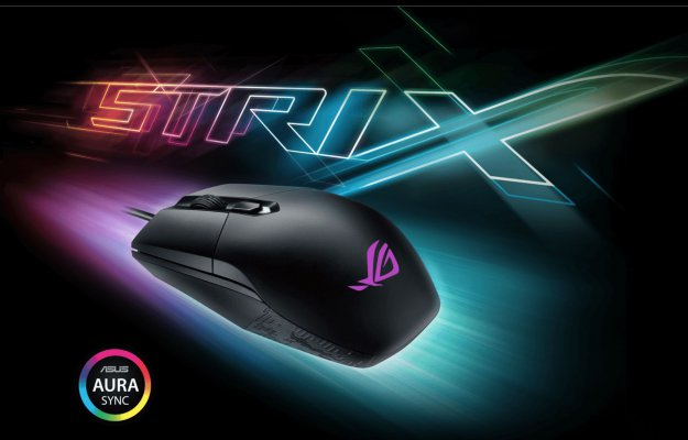 ROG Strix Impact: il mouse