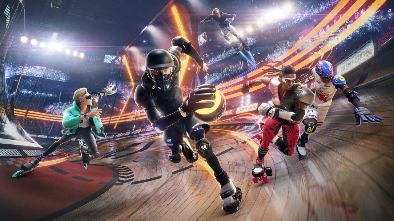 Roller Champions: Ubisoft sulle orme di Rocket League