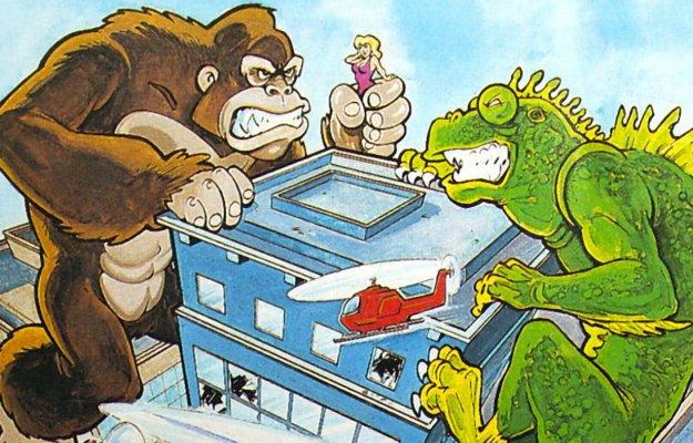 ROM OK: Rampage e la furia animale di George, Lizzie e Ralph