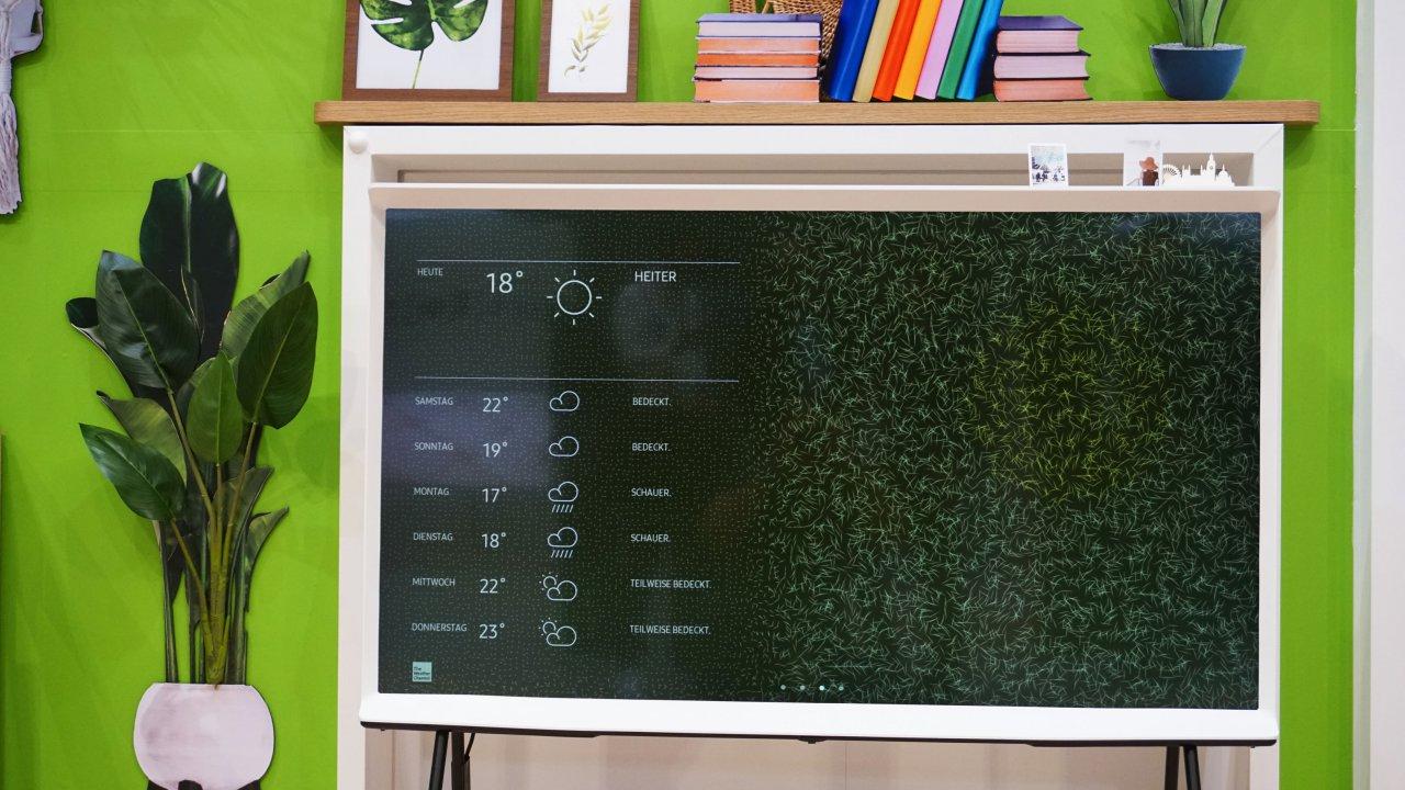 Samsung The Frame e Serif all'IFA di Berlino, il TV diventa arredamento