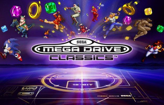 SEGA Mega Drive Classics: ritorno al passato in 16-Bit