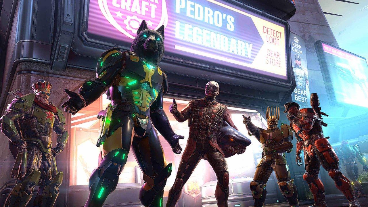 Shadowgun Legends: uno shooter mobile nel segno di Destiny e Fortnite