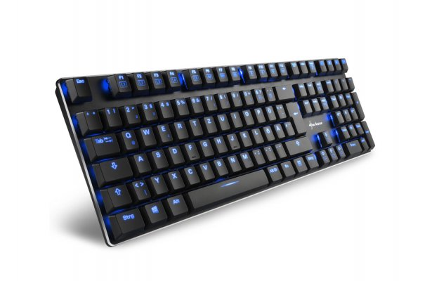 Sharkoon PureWriter recensione: tastiera meccanica low-cost adatta a ogni uso