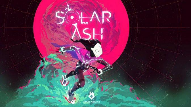 Solar Ash: tornano gli autori di Hyper Light Drifter