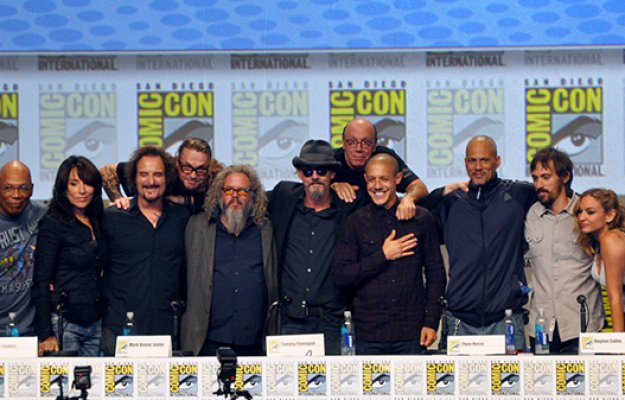 Sons of Anarchy - Comic-Con 2014