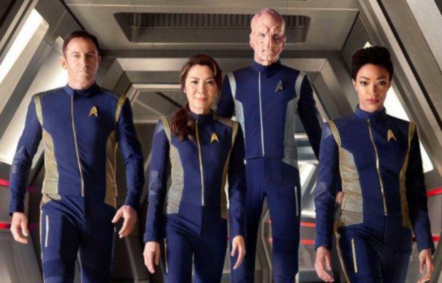 Star Trek Discovery, rivelati i titoli dei primi quattro episodi
